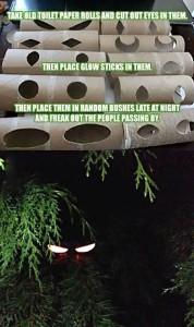 glowstick revenge prank