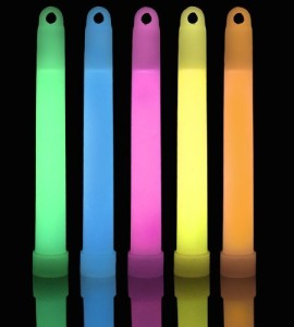 glowsticks for prank revenge