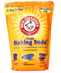Pure Baking Soda by Arm and Hammer