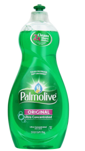 Regular Palmolive Dish Soap