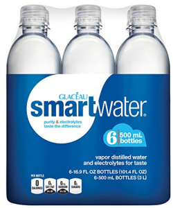 Smart Water by Glaceau