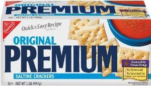 Saltine Crackers By Nabisco