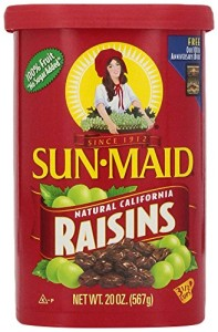 California Raisins by SunMaid